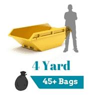 4 yard skip